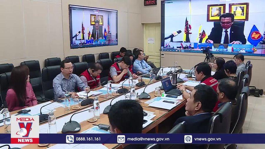 Hội nghị Bộ trưởng ASEAN về quản lý thiên tai