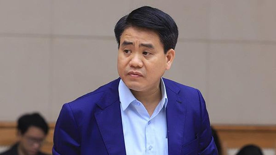 Ông Nguyễn Đức Chung thừa nhận hành vi phạm tội
