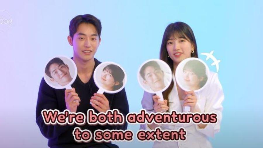 Lắng nghe Suzy và Nam Joo Hyuk chia sẻ những suy nghĩ 'thầm kín' về đối phương
