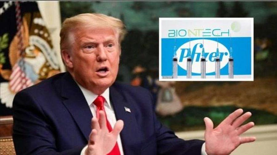 Ông Trump thông báo tin vui cho người dân Mỹ trong ngày Lễ Tạ ơn