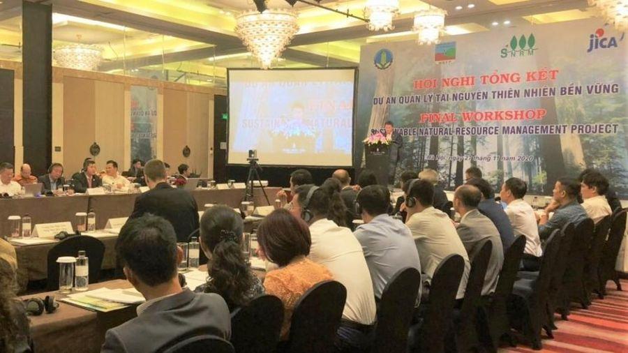 Dự án SNRM góp phần tích cực cải thiện sinh kế người dân