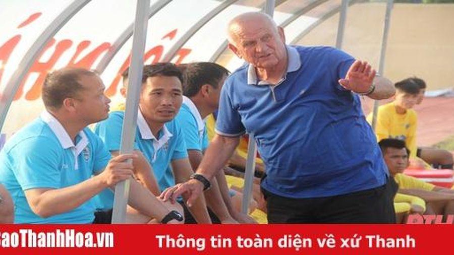 Câu lạc bộ bóng đá Đông Á Thanh Hóa gấp rút chuẩn bị lực lượng cho mùa giải mới
