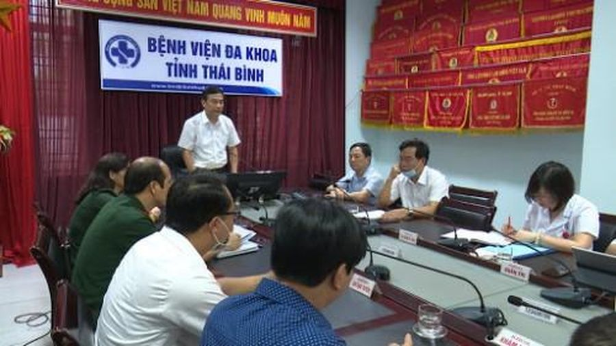 Thái Bình: Phát hiện một trường hợp tái dương tính với COVID-19