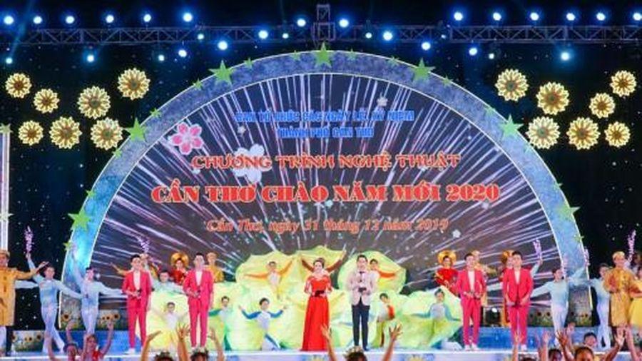Nhiều hoạt động mừng năm mới 2021 và Tết Tân Sửu