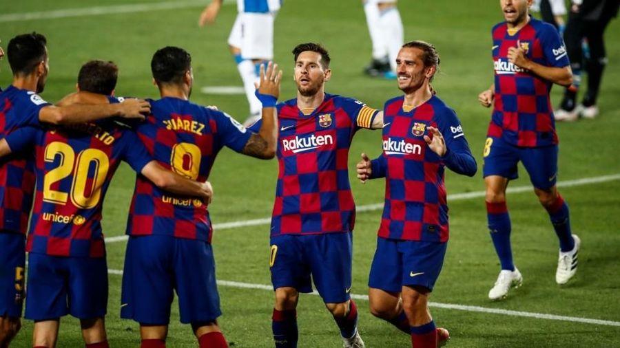 Lịch thi đấu vòng 11 La Liga 2020/21: Barcelona vs Osasuna, Real vs Deportivo