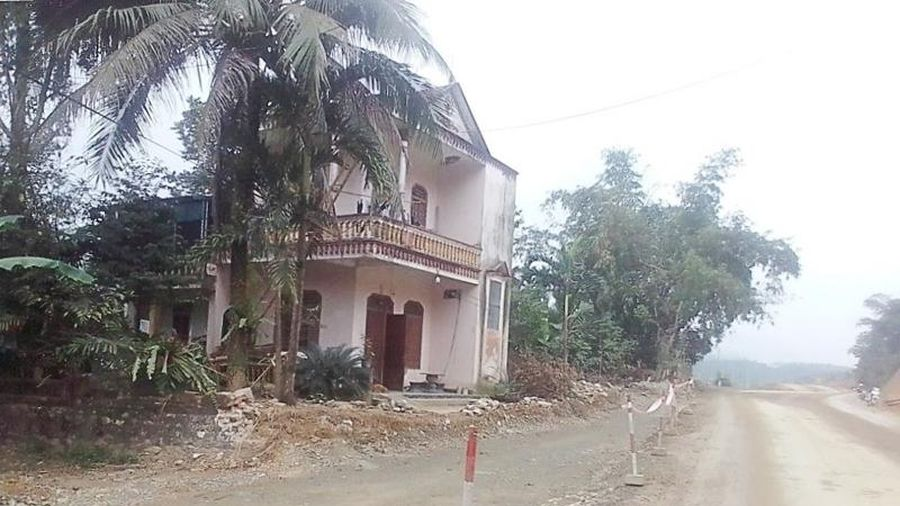 Thanh Hóa: Nhiều khó khăn trong giải phóng mặt bằng dự án nâng cấp Quốc lộ 15