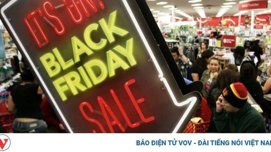 Black Friday 2020 - thương mại điện tử lên ngôi