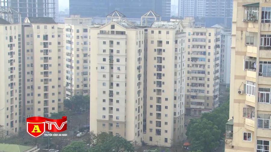 Đảm bảo an toàn về cháy nổ tại các chung cư tái định cư