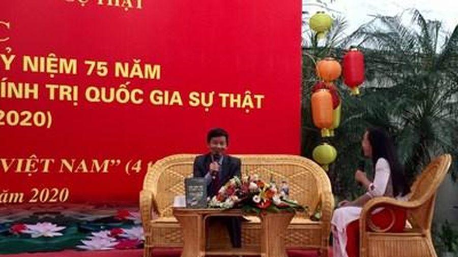 Triển lãm sách và giới thiệu bộ sách 'Các dân tộc ở Việt Nam'