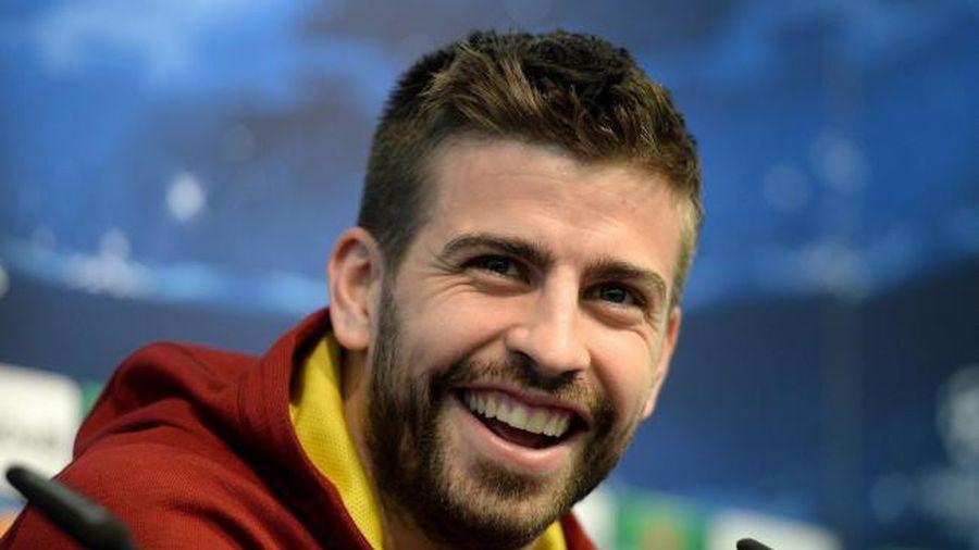 Pique mơ trở thành chủ tịch Barca