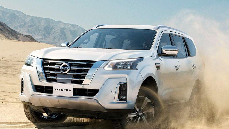 Nissan X-Terra 2021 được ra mắt tại Trung Đông