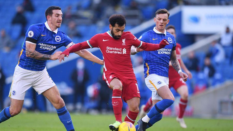 Brighton 0-1 Liverpool: Tân binh Jota ghi bàn sau pha đột phá