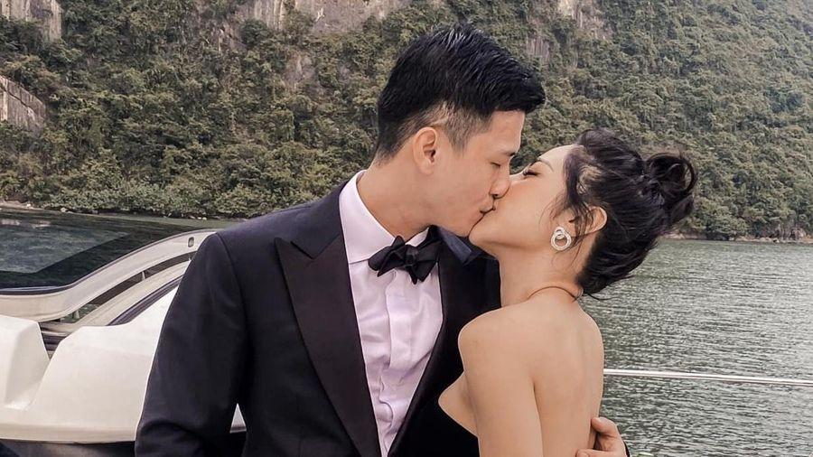 Diễn viên Huỳnh Anh công khai bạn gái mới