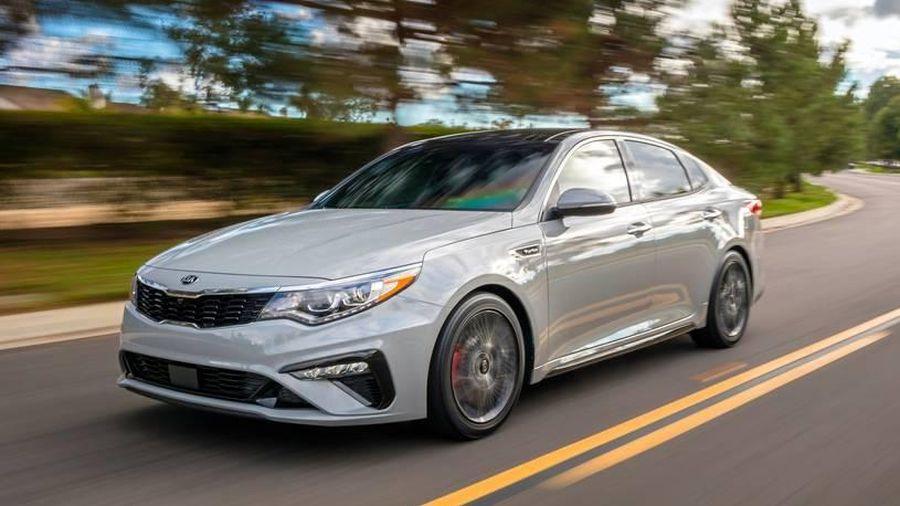 Giá xe ô tô hôm nay 28/11: Kia Optima dao động từ 759 - 919 triệu đồng