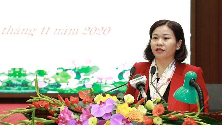 Hà Nội: Mỗi Thành ủy viên phải dành ít nhất 1/3 thời gian đi cơ sở lắng nghe tâm tư, nguyện vọng của Nhân dân