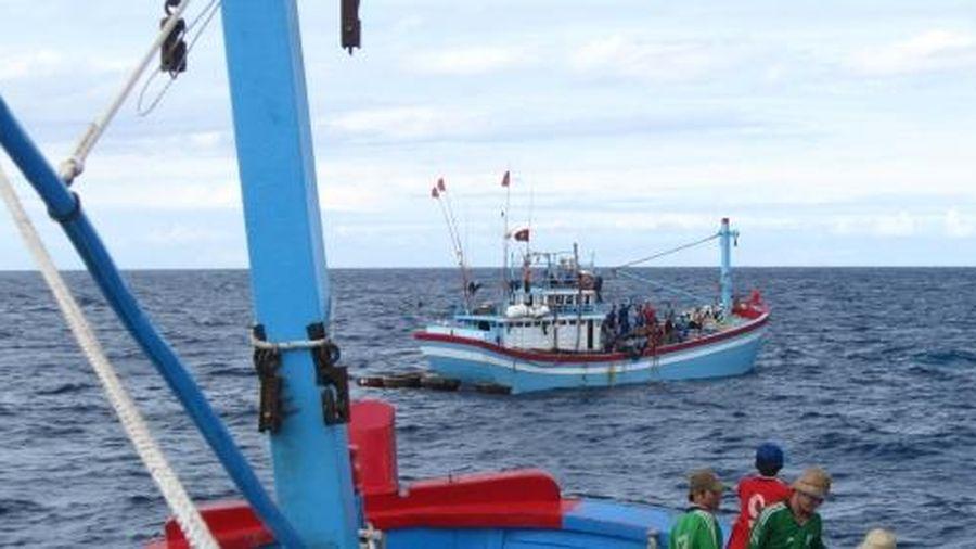 Lập danh sách tàu cá bị cảnh báo nguy cơ cao vi phạm IUU
