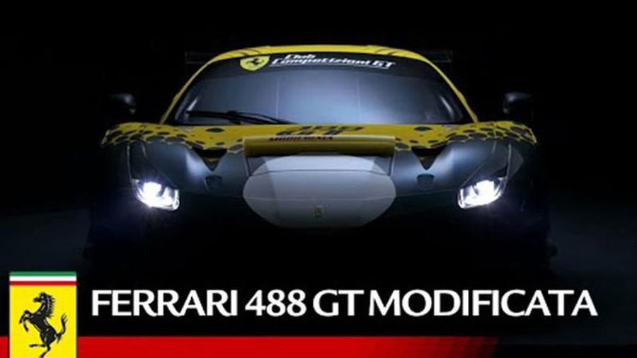Ra mắt siêu xe Ferrari 488 GT Modificata siêu mạnh, siêu hiếm