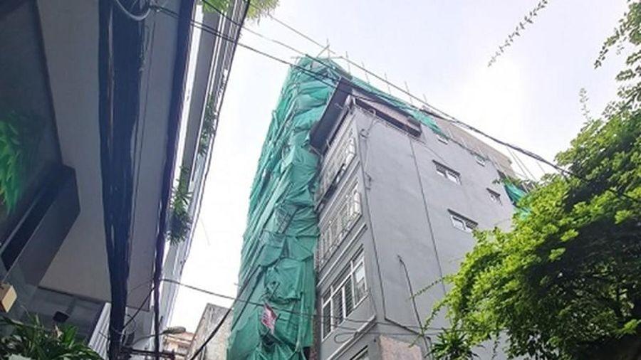Công trình 'chọc thủng' quy hoạch ở phường Cửa Nam xử lý ra sao?