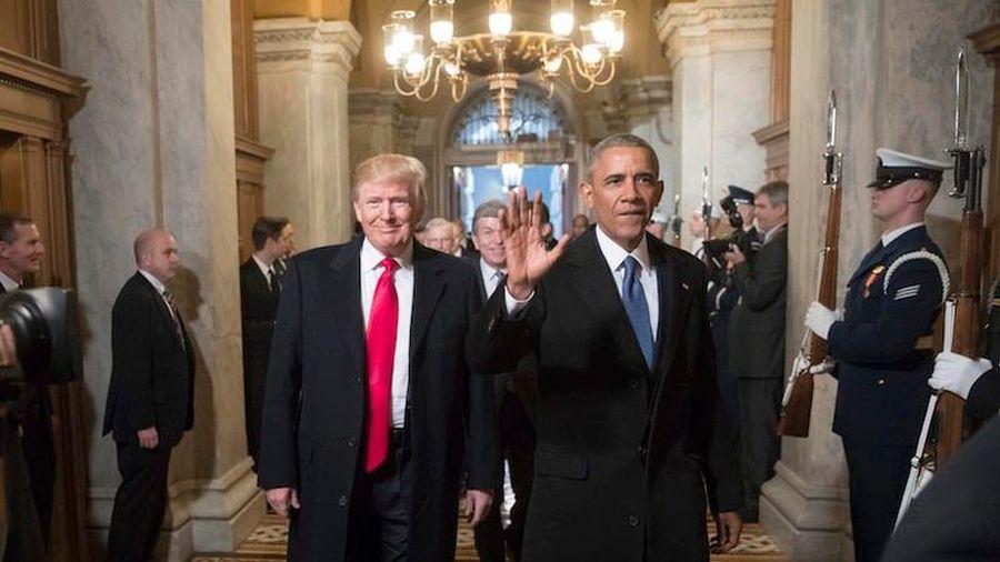 Các cựu Tổng thống Mỹ rời Nhà Trắng thế nào?