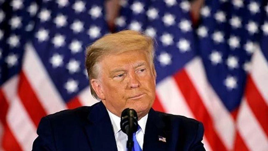 TT Trump: 1.126.940 phiếu bầu ở Pennsylvania 'sinh ra từ không khí'