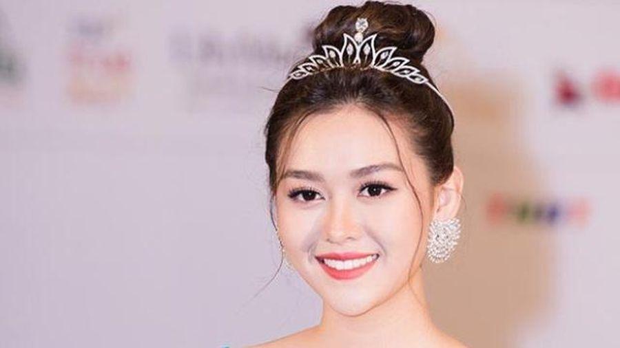Ngắm nhan sắc của Á hậu Tường San trước khi 'lên xe hoa'