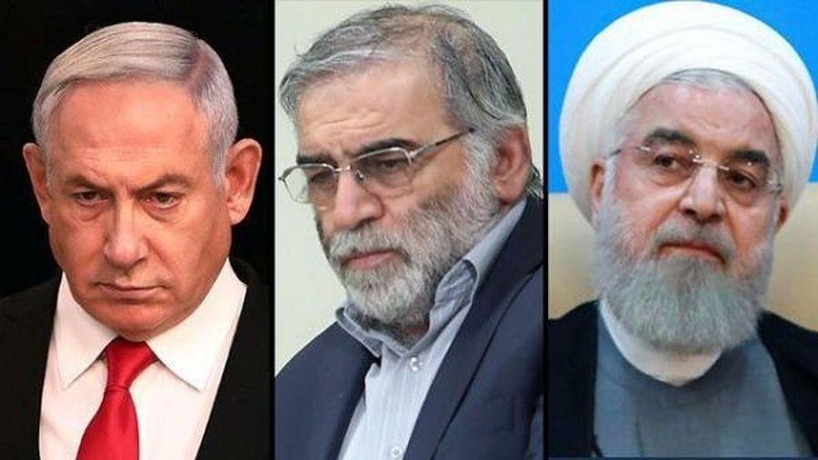 Tình báo Mỹ: Israel đứng sau vụ ám sát nhà khoa học hàng đầu Iran