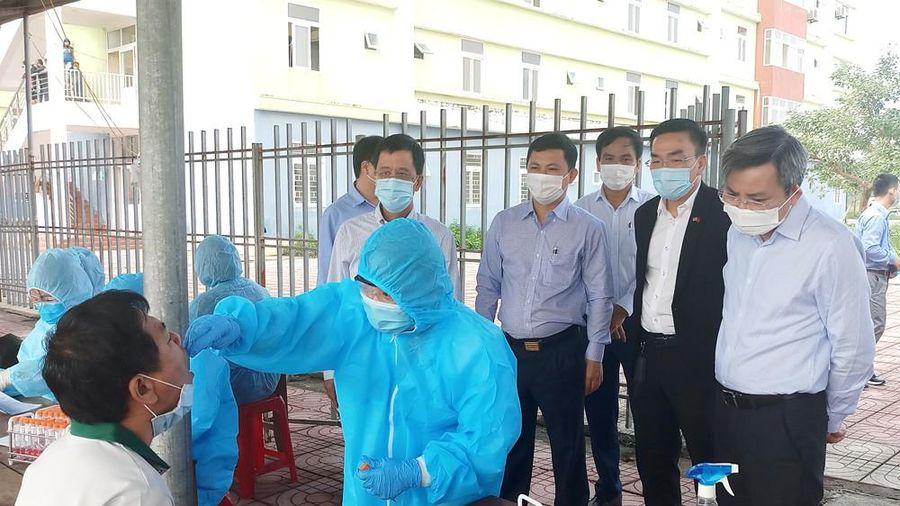 Thêm 2 ca mắc mới COVID-19, nhà ở Hà Nội và Thanh Hóa