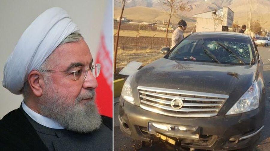 Tehran tố 'lính đánh thuê Israel' ám sát chuyên gia hạt nhân hàng đầu Iran