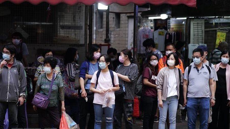 Hong Kong: Số ca nhiễm vượt 6.000, nhiều ca không rõ nguồn gốc