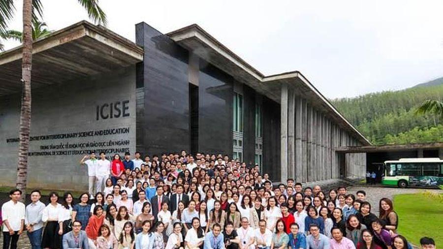 Khai mạc 'Trường Khoa học Việt Nam lần thứ 8' năm 2020