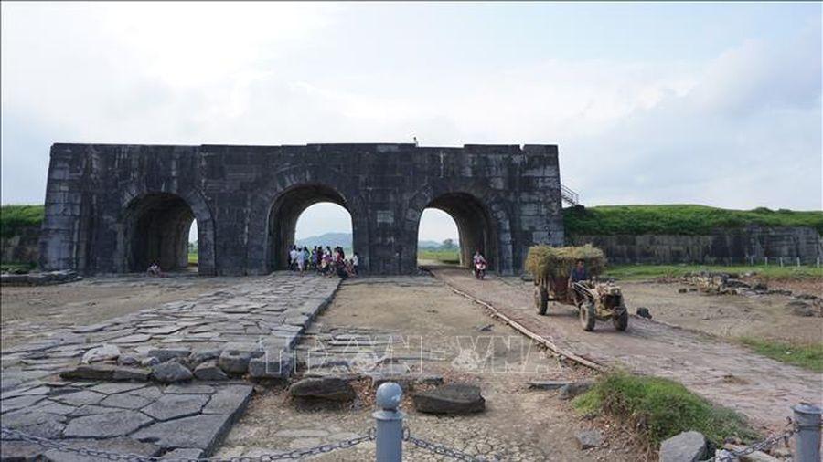 Đầu tư gần 15 tỷ đồng tu sửa cấp thiết Di sản văn hóa thế giới Thành Nhà Hồ
