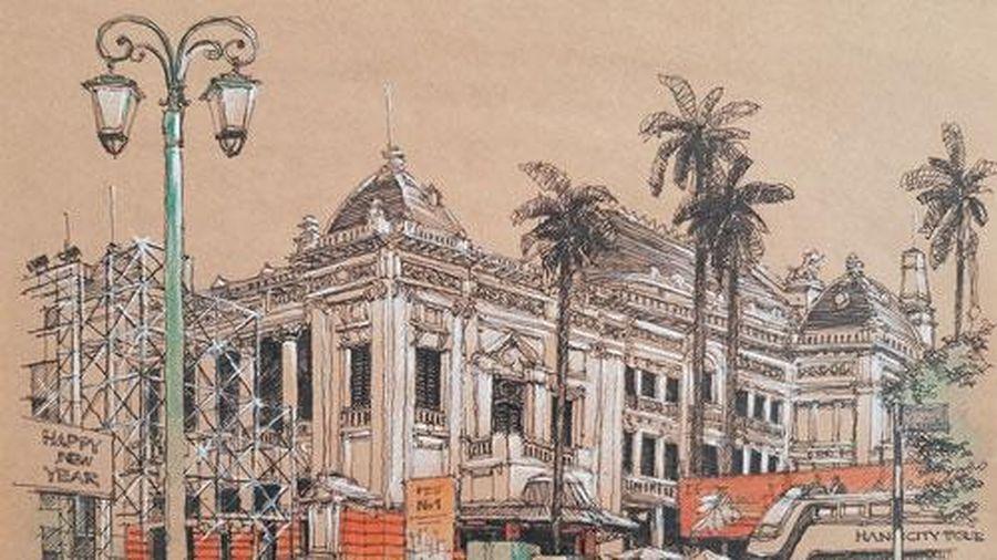 10 công trình thời Pháp tiêu biểu tại Hà Nội