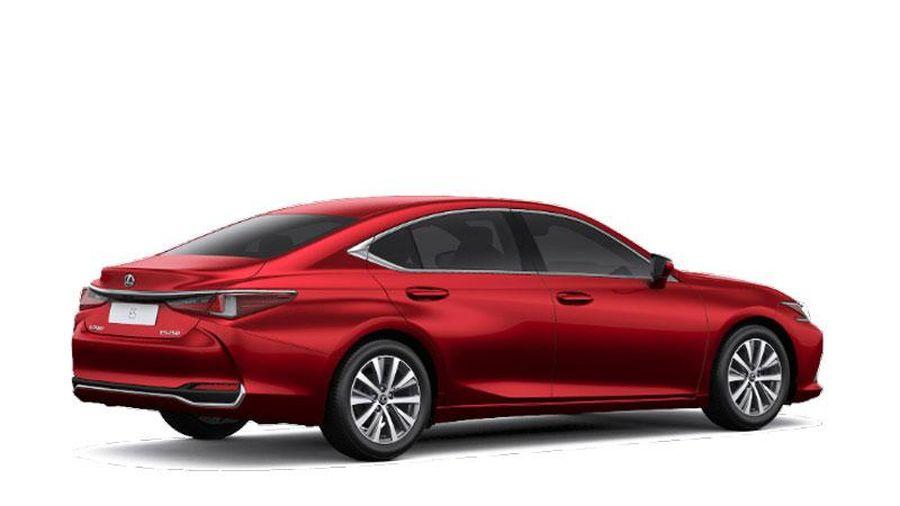 Lexus ES 2021 ra mắt tại Việt Nam, giá từ 2,540 tỷ đồng