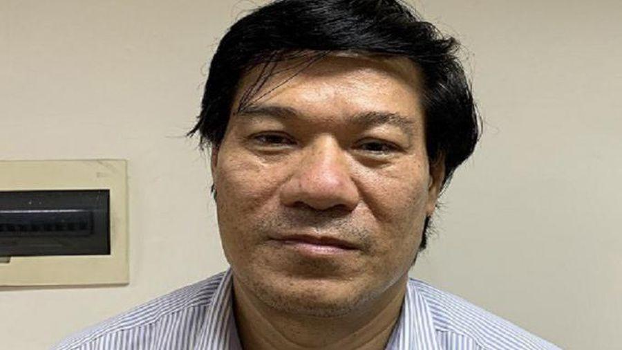 Cựu Giám đốc CDC Hà Nội chủ mưu vụ nâng giá máy xét nghiệm Covid-19 chuẩn bị hầu tòa