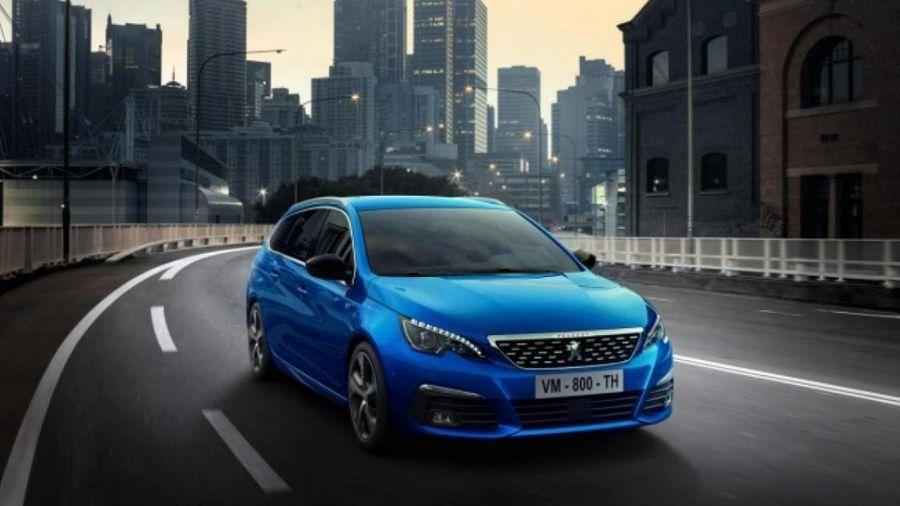 Peugeot 308 2021 ra mắt tại Anh, giá từ 28.105 USD