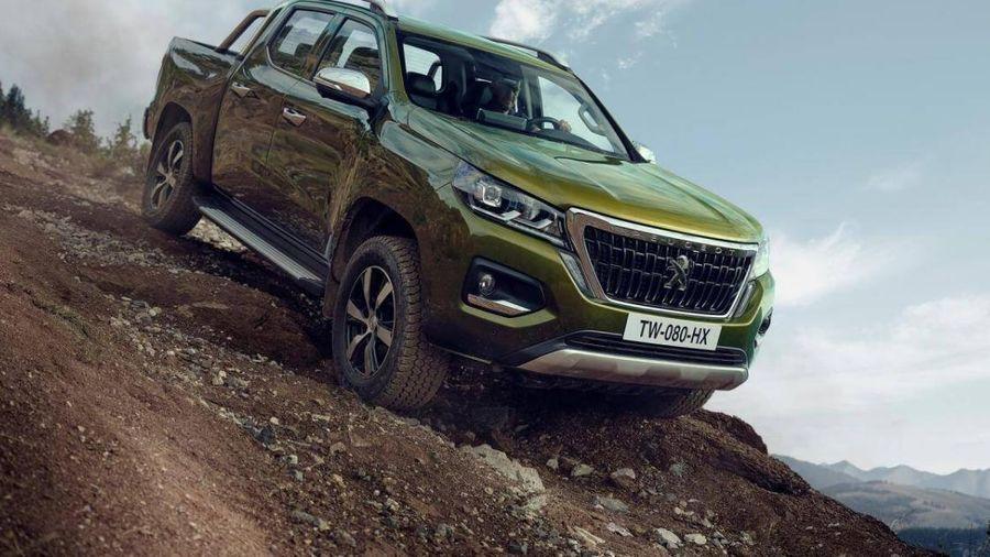 Bán tải Peugeot ra mắt thị trường Mỹ Latinh bằng chuyến đi dài 26.000 km