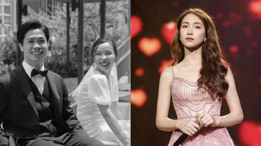 Bị réo tên khi tình cũ cưới: Hòa Minzy quá mệt mỏi, Hari Won lẳng lặng làm điều này