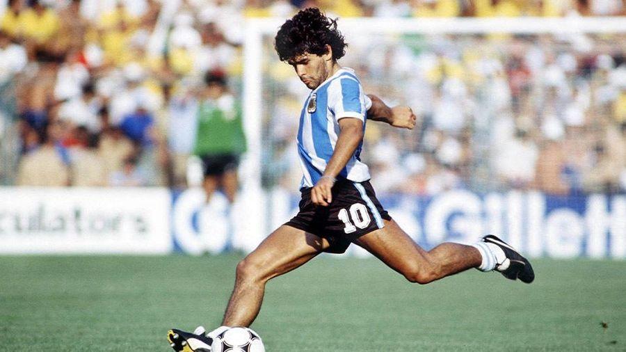 Maradona - sự tương phản trong một thiên tài