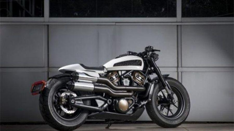 Harley-Davidson Custom Sportster 2021 nâng cấp động cơ khủng