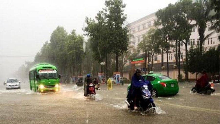 Từ ngày 28/11 đến 4/12 miền Trung tiếp tục có mưa lớn, đề phòng lũ quét, sạt lở đất