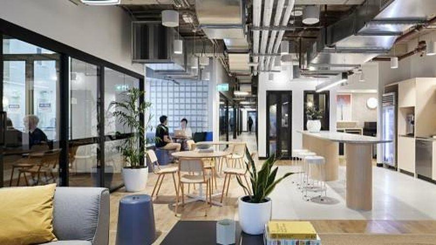 Xu hướng làm việc tại nhà khiến thị trường văn phòng cho thuê loay hoay trước tương lai bất định