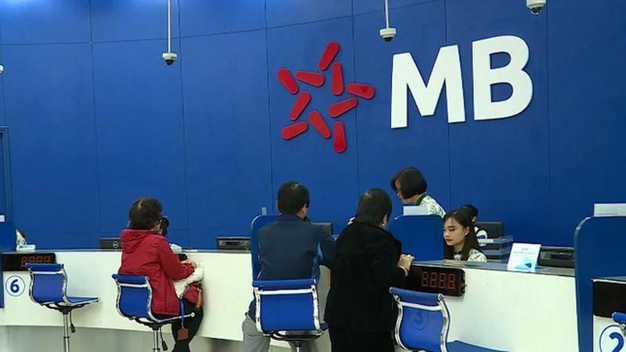 Thị giá MBB trên đỉnh, Phó Tổng đăng ký gom 1 triệu cổ phiếu