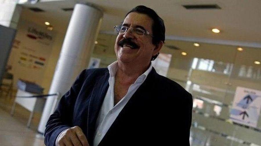 Bị tạm giữ vì mang 18.000 USD trong hành lý, cựu tổng thống Honduras than phiền 'thật bất công'