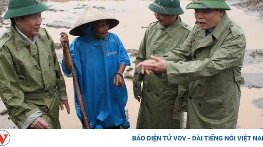 Bàn giải pháp để miền Trung sống chung với mưa lũ, sản xuất thích ứng thiên tai