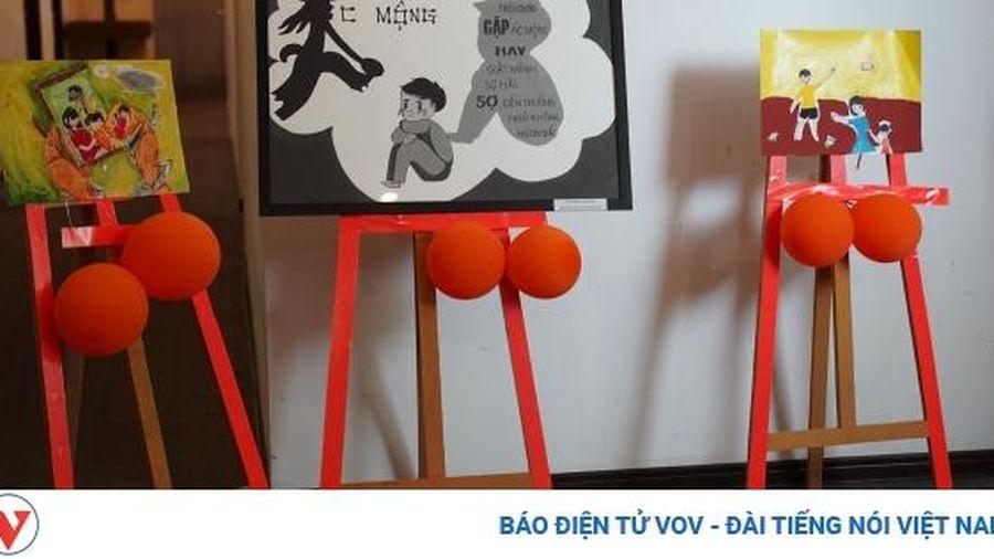 54% phụ nữ ở Việt Nam phải chịu bạo hành về tinh thần