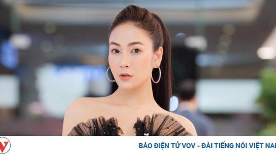 Ca sĩ Tuyết Nga: 'Tôi đang tăng tốc cho dự án âm nhạc sắp tới'