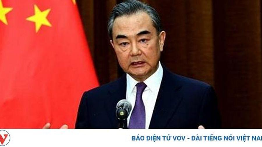 'Trung Quốc có thể giải quyết mọi vấn đề với Mỹ thông qua đối thoại'