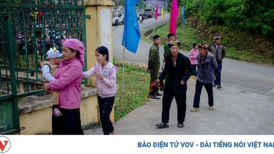 'Nôi cách mạng' Mường Bo (Lào Cai) mừng đón danh hiệu nông thôn mới