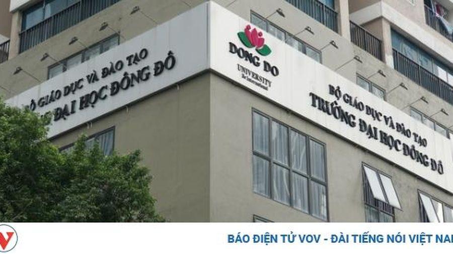 Làm rõ trách nhiệm quản lý của Bộ GD&ĐT trong vụ việc trường Đại học Đông Đô