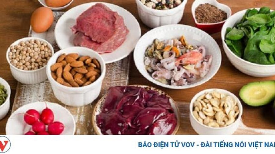 Điểm danh 10 loại 'thực phẩm vàng' bổ sung sắt cực tốt cho cơ thể